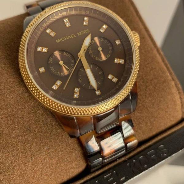 Relógio tartaruga mk original