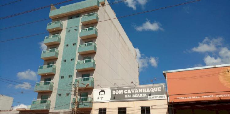 Apartamento 2 quartos em vicente pires residencial vip tower