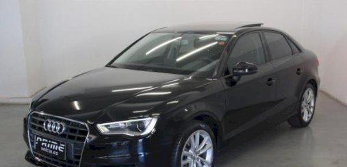 Audi a3 sedan 1.4 attraction ano 2015