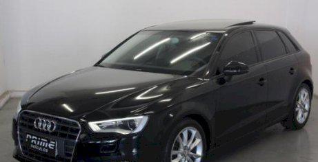 Audi a3 sportback 1.8 ano 2014
