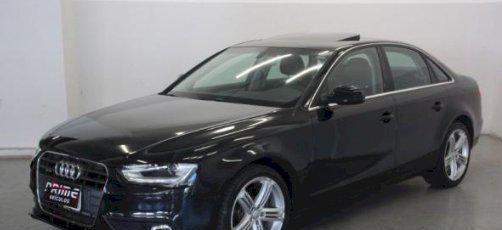 Audi a4 2.0 16v tfsi quattro stronic ano 2013