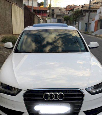 Audi a4 ano 2013 completo aceito troca carro menor valor!