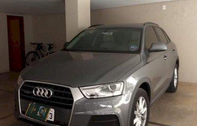 Audi q3 2.0 tfsi quattro ano 2016