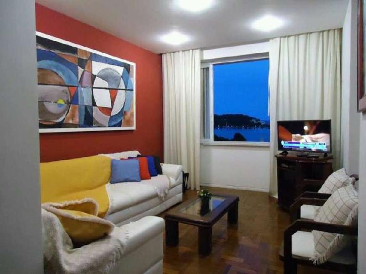 Apartamento com 1 quarto para alugar, 100 m² por r$