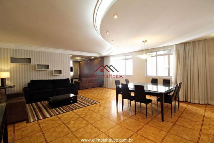 Apartamento com 3 quartos à venda, 200 m² por r$ 1.650.000