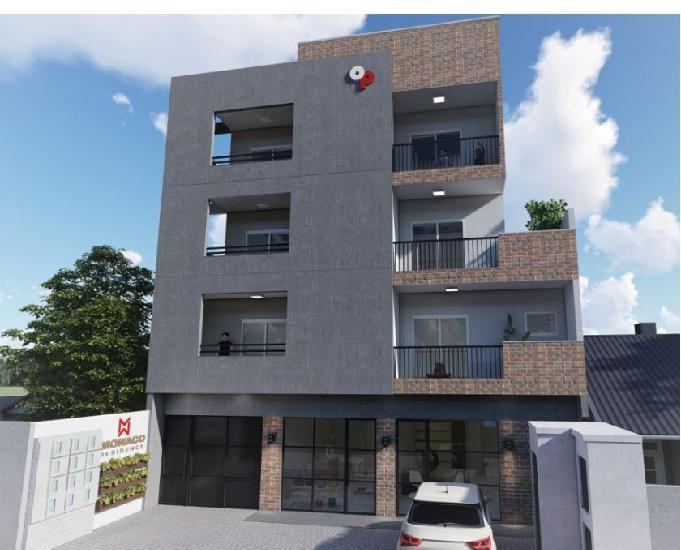 Apartamentos 02 dorm opção com suíte navegantes centro