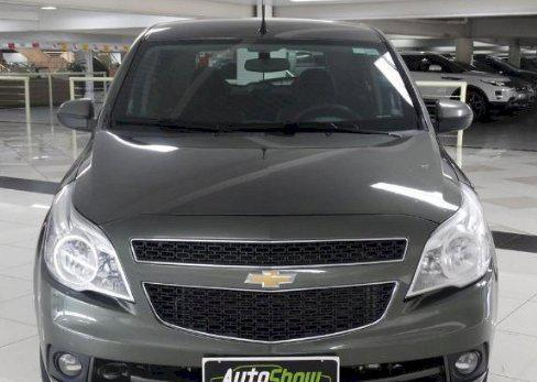 Chevrolet agile ltz 1.4 flex ano 2011