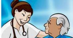 Cuidadora de idoso se-oferece para trabalhar