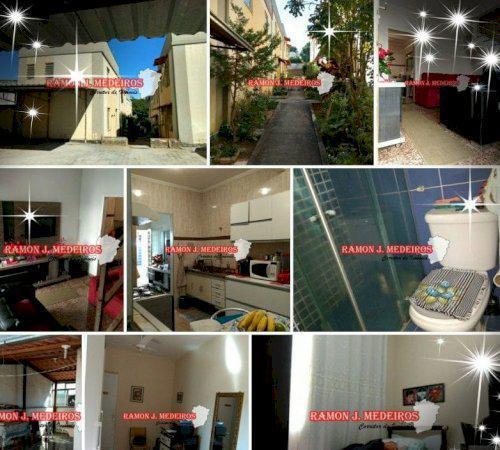 Casa triplex 2qts 2 wcs, terraço, vaga coberta canaã