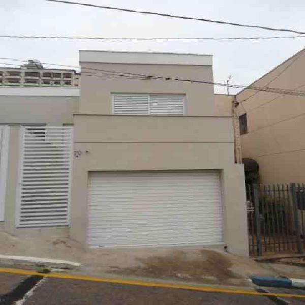 Casa de condomínio com 1 quarto para alugar, 55 m² por r$