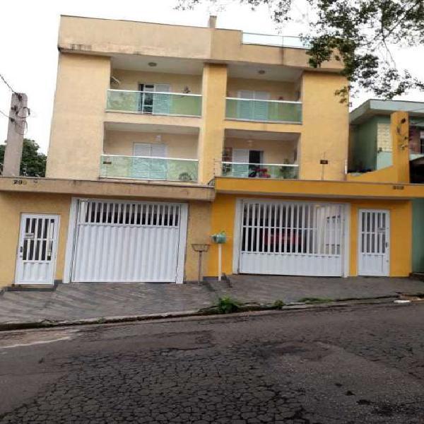 Cobertura com 2 quartos à venda, 140 m² por r$ 420.000