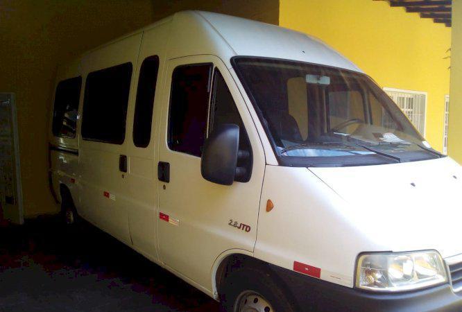 Fiat ducato ano 2009 2.8 jtd teto alto