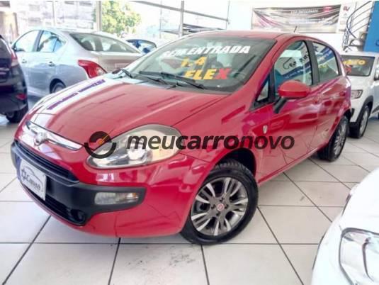 Fiat punto attractive italia 1.4 f.flex 8v 5p 2013/2013