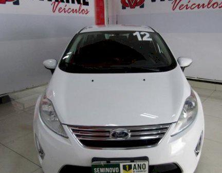 Ford fiesta sedan se 1.6 flex ano 2012