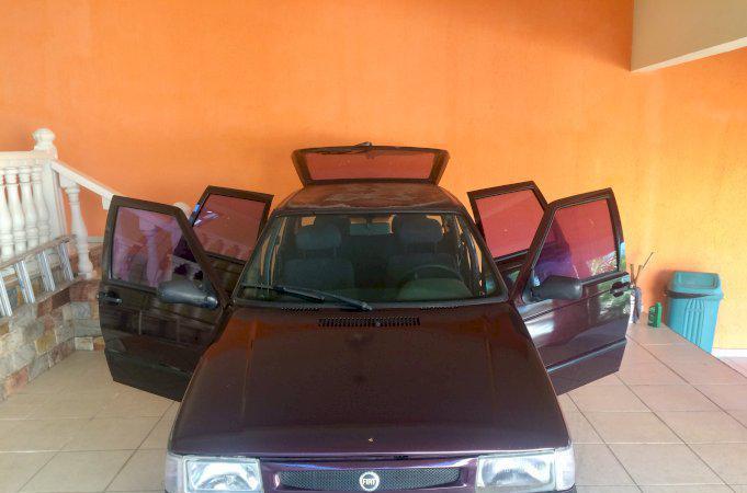 Fiat uno fire ano 2002 todo revisado