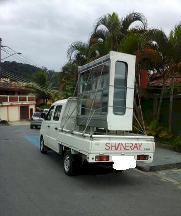 Fretes pontual transporte qualidade 24hs no rj