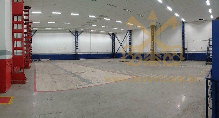 Galpão/depósito/armazém para alugar, 1200 m² por r$