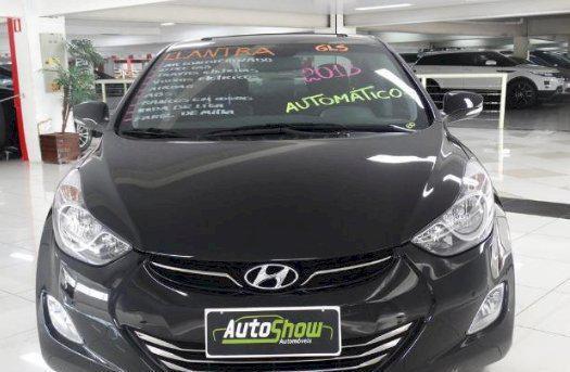 Hyundai elantra gls 1.8 flex ano 2013