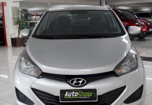 Hyundai hb20s comfort plus 1.0 tb flex ano 2014
