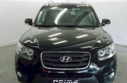 Hyundai santa fe gls 3.5 ano 2011
