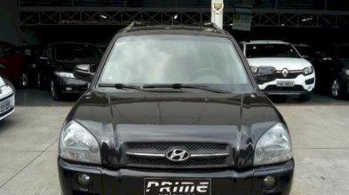Hyundai tucson 2.7 flex ano 2007