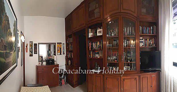 Imperdível - sala e 2 quartos para venda em ipanema