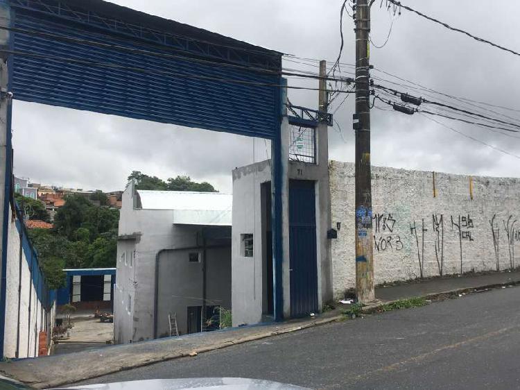 Imóvel comercial para alugar, 2000 m² por r$ 8.000/mês
