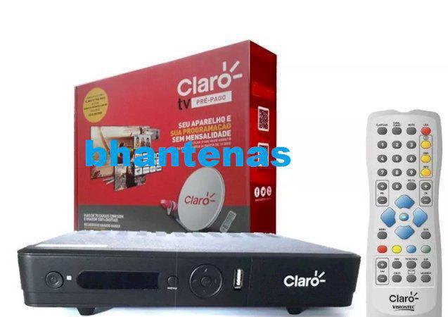 Instalação e venda de antenas claro pré pago