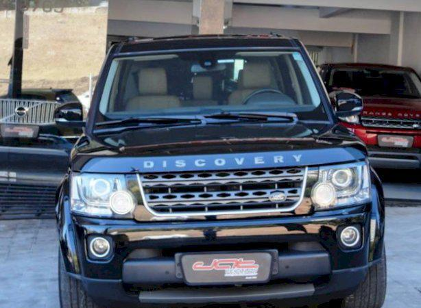 Land rover discovery 4 se 3.0 4x4 ano 2014