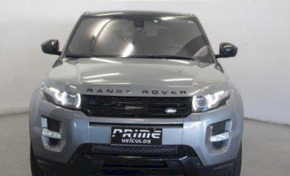 Land rover range rover evoque dynamic tech 2.0 ano 2014