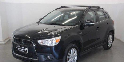 Mitsubishi asx 2.0 16v 4x4 ano 2012