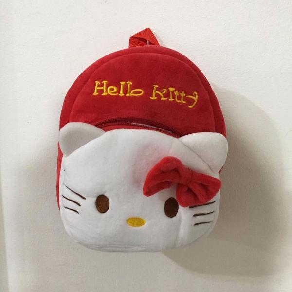 Mini mochila infantil hallo kitty