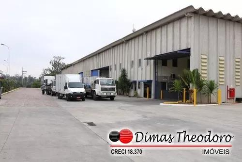 Parque industrial anhanguera - osasco/sp, industrial