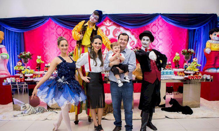 Personagem circo para festa infantil bh e regiao