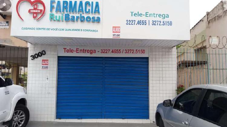 Ponto comercial para alugar, 42 m² por r$ 1.000/mês cod.