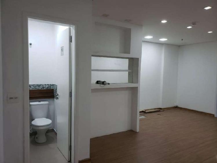 Sala comercial com 1 quarto à venda, 35 m² por r$ 350.000