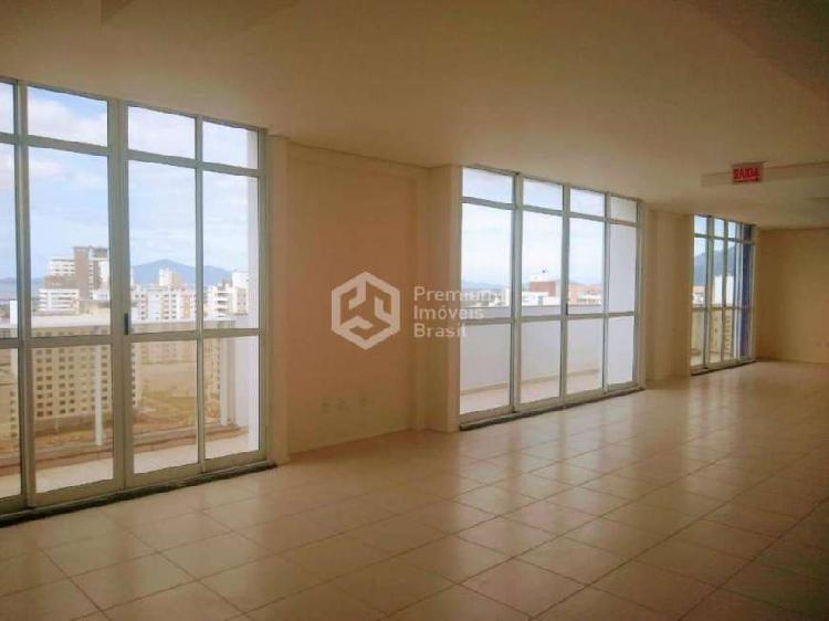 Sala comercial com 1 quarto para alugar, 83 m² por r$