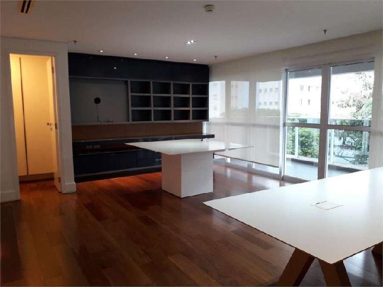 Sala comercial para alugar, 48 m² por r$ 3.000/mês cod.