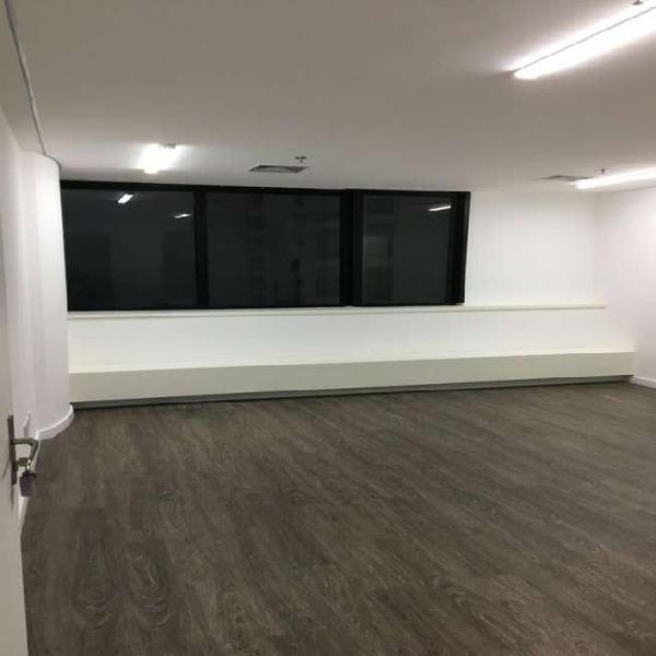 Sala comercial para alugar, 50 m² por r$ 2.300/mês cod.