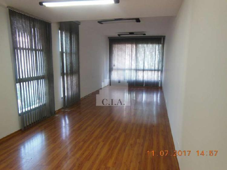 Sala comercial para alugar, 60 m² por r$ 2.500/mês cod.