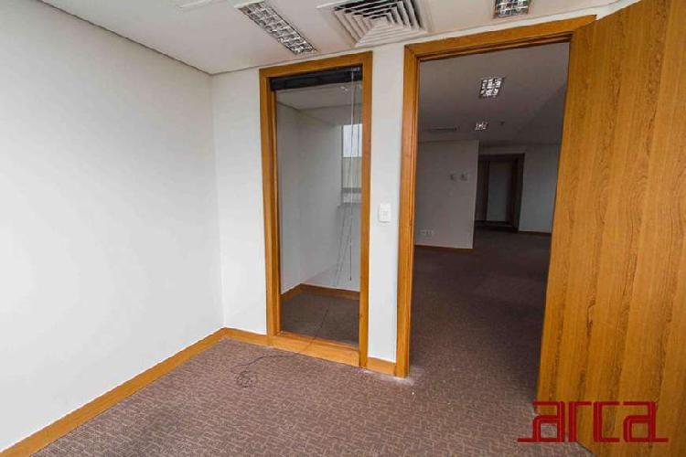 Sala comercial para alugar, 92 m² por r$ 7.370/mês cod.