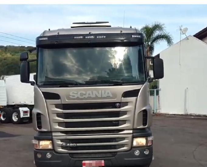 Scania g420 6x2 2011