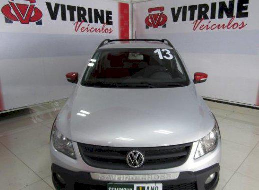 Volkswagen saveiro cross 1.6 flex ano 2013