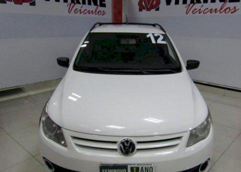 Volkswagen saveiro trooper 1.6 flex ano 2012