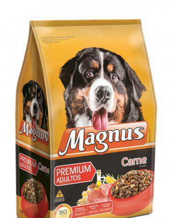 Vende-se ração magnus premium sabor carne 25 kg
