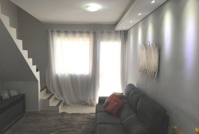 Vendo linda casa duplex geminada no b. são benedito/via
