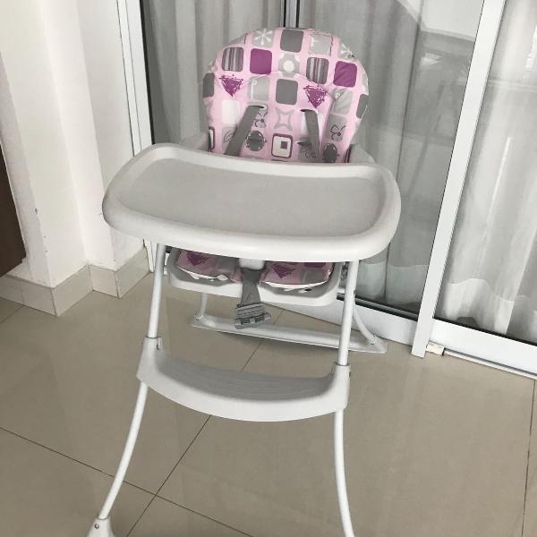 Cadeira de alimentação burigotto bon appetit xl