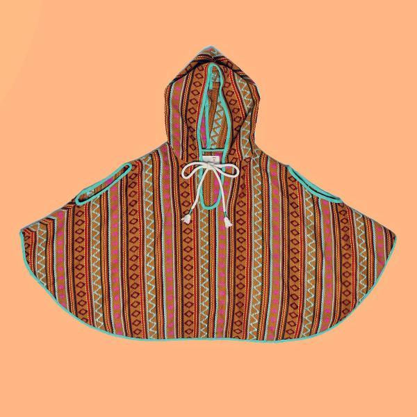 Fábula / farm poncho [novo]