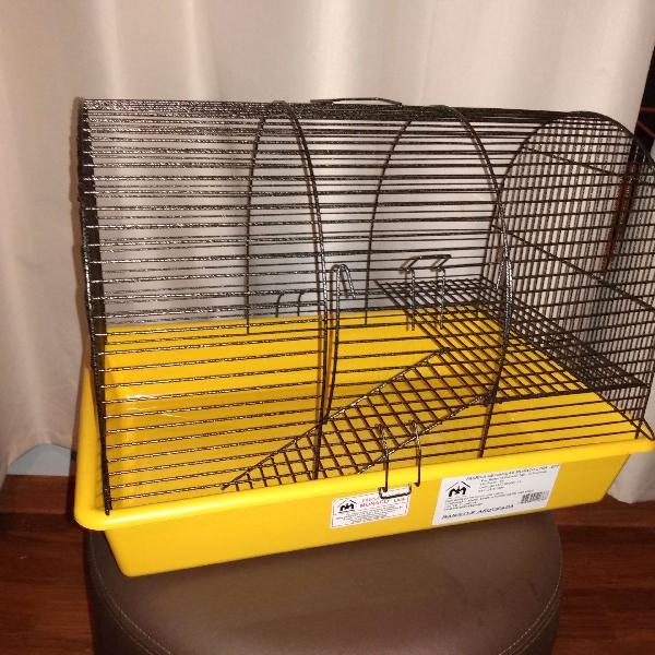 Gaiola pequena para hamster roedores pequenos