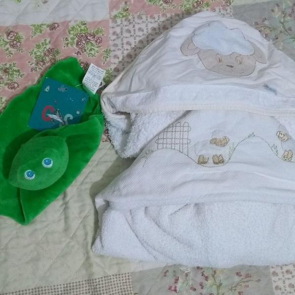 Kit toalhas rn